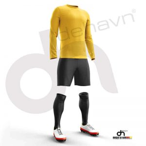 Halı Saha Sarı Kaleci Forması