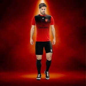 Arsenal Dijital Halı Saha Forma