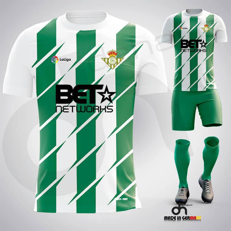 Atletico Madrid Yeşil Dijital Halı Saha Forma